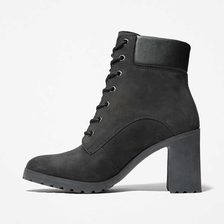 Allington 6 Inch Boot for Women in Black-