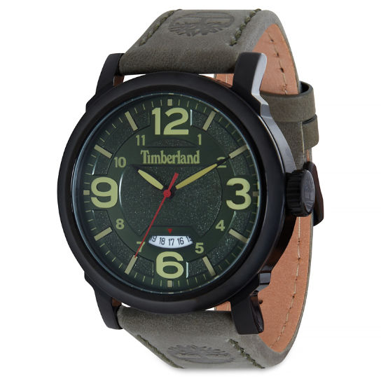 Berkshire - Analogue Watch Homme Vert | Timberland