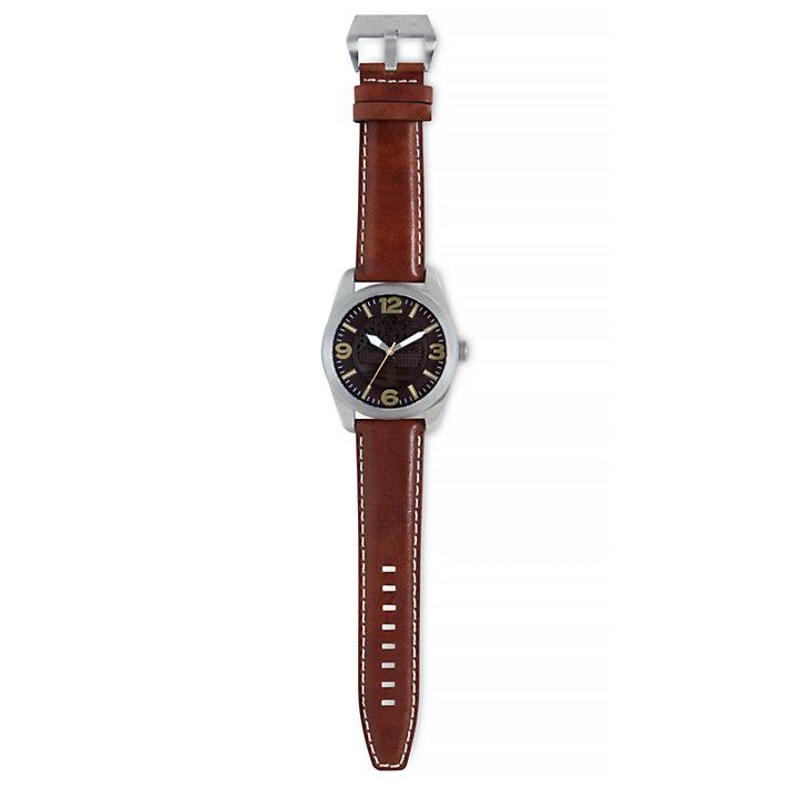 Bolton Armbanduhr für Herren in Schwarz/Braun-