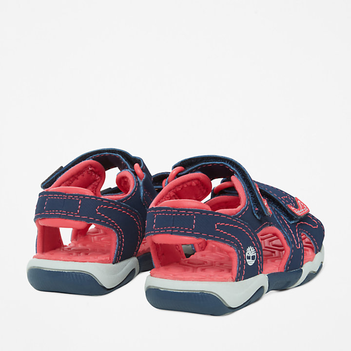 Adventure Seeker Sandal for Toddler in Navy-