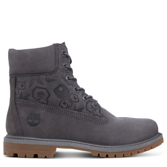 6-inch Icon Boot Grigio Donna | Timberland