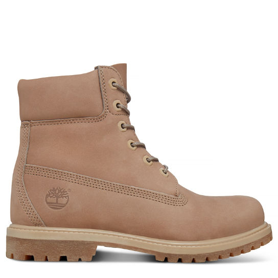 6-inch Icon Boot natural mujer | Timberland