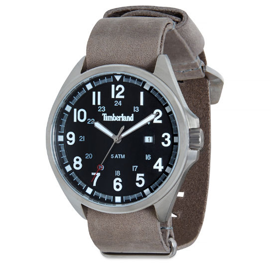 Raynham - Analogue Watch Heren Zwart | Timberland