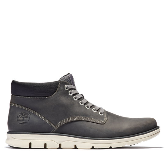 Bradstreet Leather Chukka for Men in Dark Grey | Timberland