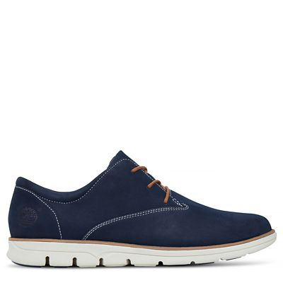 Men%E2%80%99s+Bradstreet+Plain+Toe+Oxford+Navy