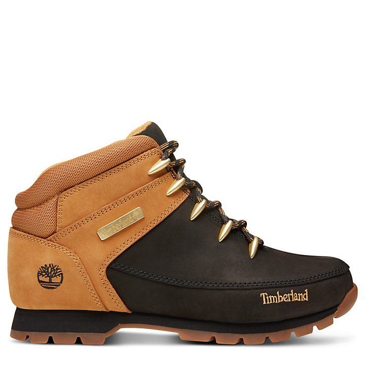 9408b547b9 Euro Sprint Hiker for Men in Black | Timberland