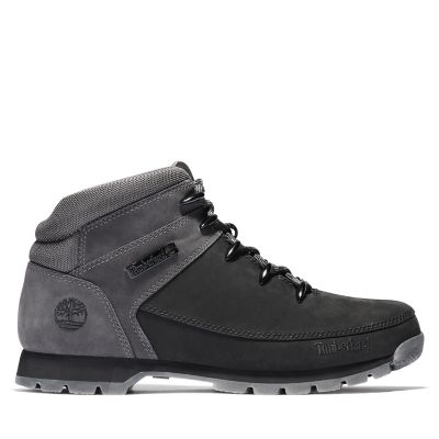 Euro+Sprint+Mid+Hiker+for+Men+in+Black%2FGrey