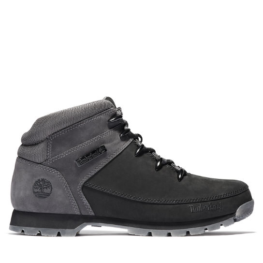 Euro Sprint Hiker for Men in Black/Grey | Timberland