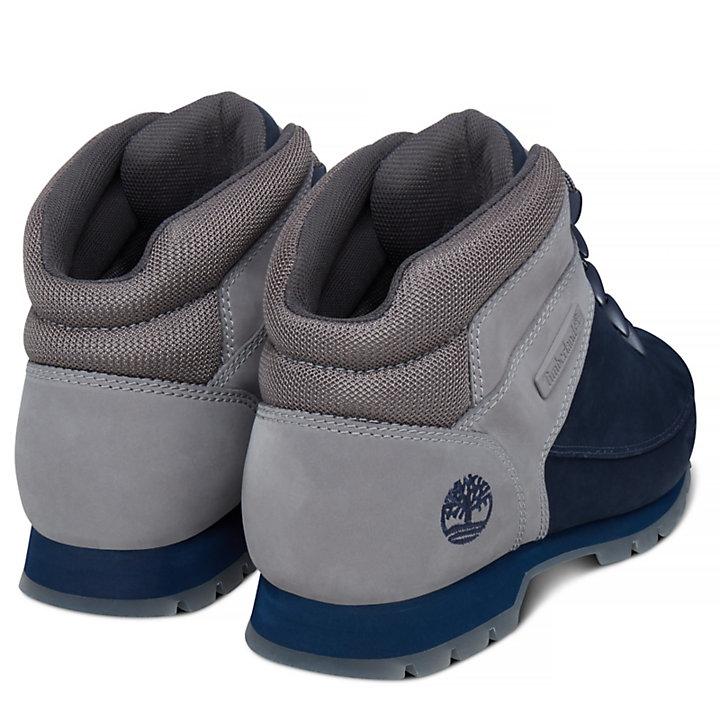 a0b690cc0e5 Euro Sprint Hiker Boot Homme bleu marine gris