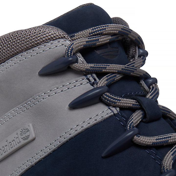 Euro Sprint Hiker Boot azul marino/gris hombre-