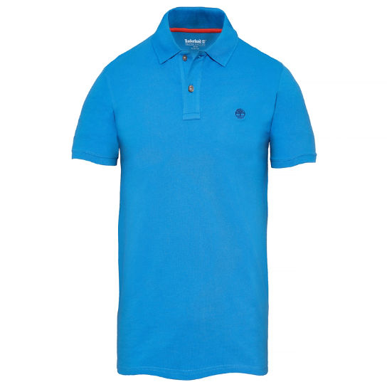 Merrymeeting River Polo Shirt Azul Hombre | Timberland