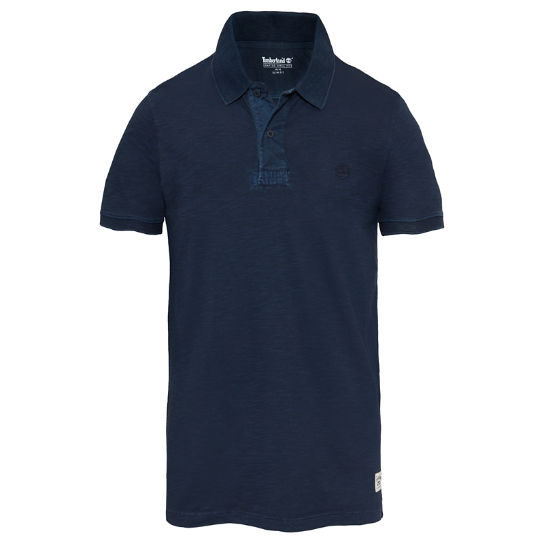 Men's Herring River Polo Shirt Navy | Timberland