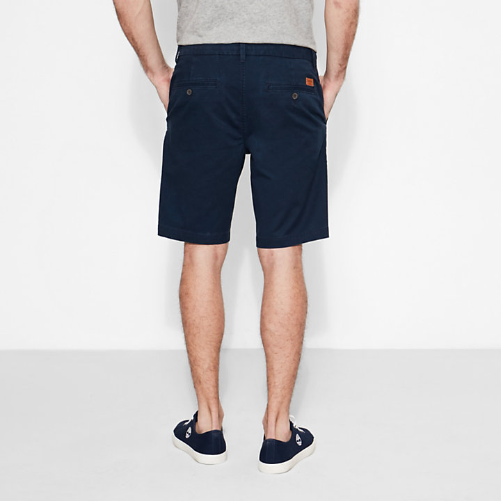 Herren Squam Lake Chino Shorts Navyblau-