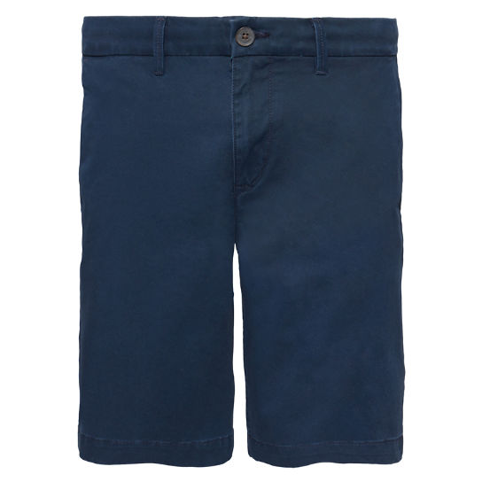 Men's Squam Lake Chino Shorts Navy | Timberland