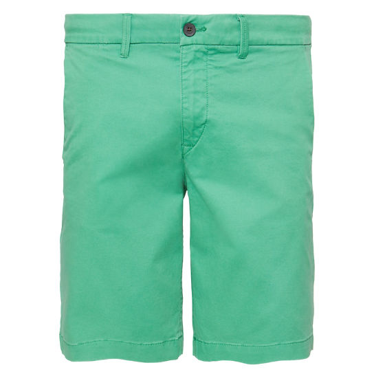 Squam Lake Chino Shorts Hombre Verde brillante | Timberland