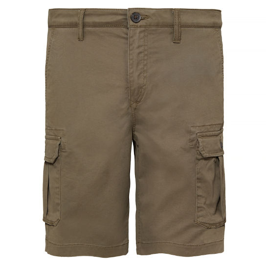 Webster Lake Cargo Shorts Greige Uomo | Timberland