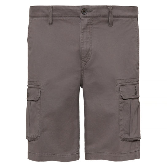 Men's Webster Lake Cargo Shorts Grey | Timberland