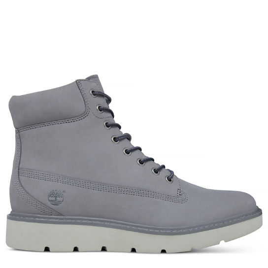 Kenniston 6-inch Boot Femme gris clair | Timberland