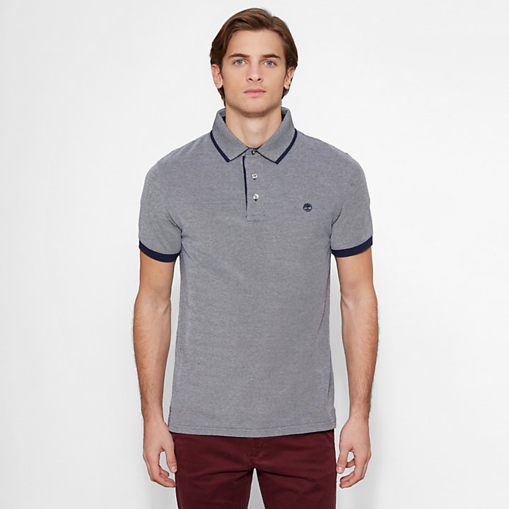 Millers River Oxford Polo Shirt AM Hombre-