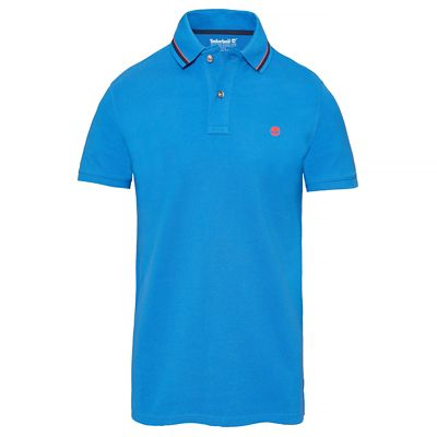 Men%CA%BCs+SS+Millers+River+Polo+Shirt+Blue