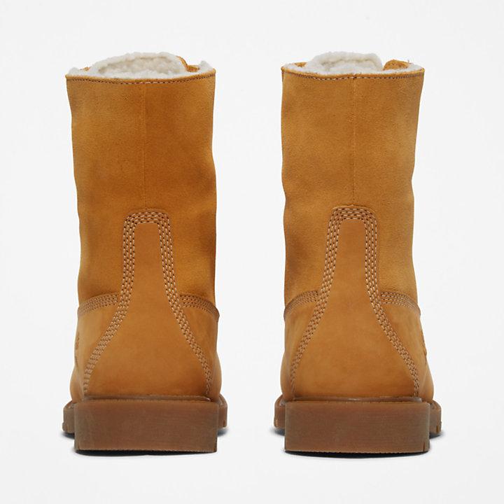 Linden Woods Stiefel mit Krempe für Damen in Gelb-