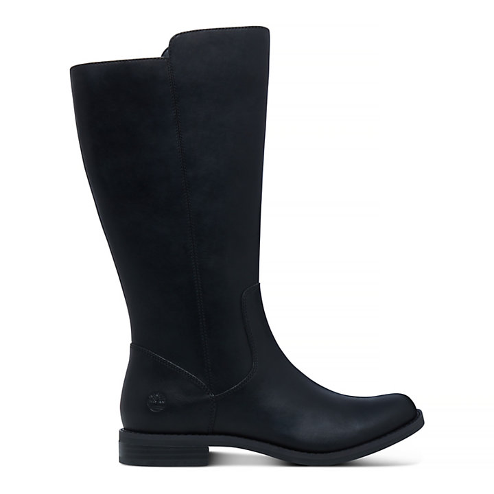 Magby Tall Boot for Women in Black-
