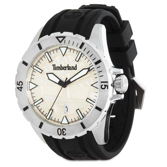 Boylston Watch Homme beige/noir | Timberland