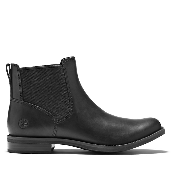 Magby Chelsea Boot for Women in Black-