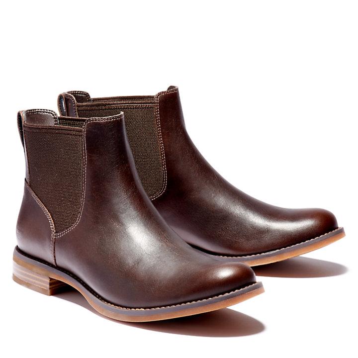 Magby Chelsea-Stiefel für Damen in Braun-