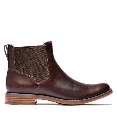 Magby+Chelsea+Boot+for+Women+in+Brown