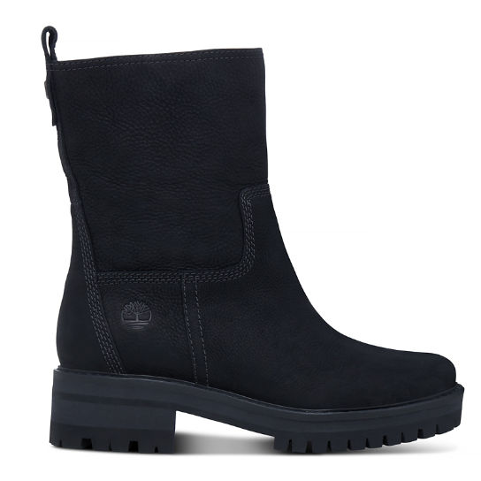 Courmayeur Valley Pull-On Boot negra mujer | Timberland