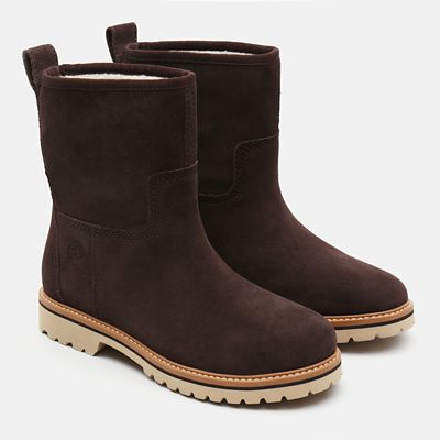 Chamonix+Valley+Pull-On+Boots+f%C3%BCr+Damen+in+Schokoladenbraun