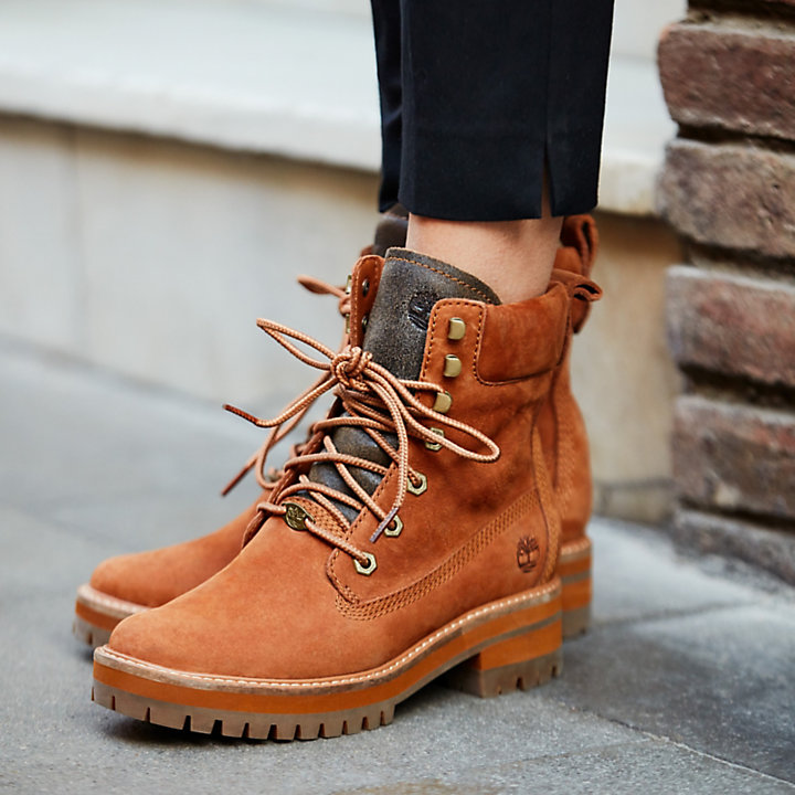 a880f4e11ea Courmayeur Valley Boot for Women in Brown | Timberland