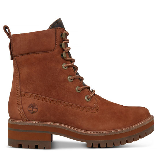 Stivaletto da Donna Courmayeur Valley Marrone | Timberland