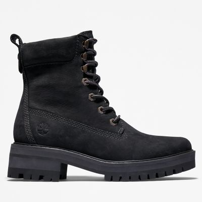 Courmayeur+Valley+Stiefel+f%C3%BCr+Damen+in+Schwarz
