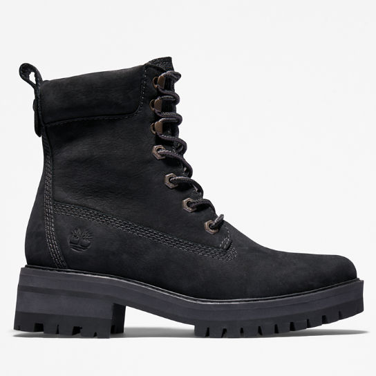 Courmayeur Valley Lace-Up Boot Femme noir | Timberland