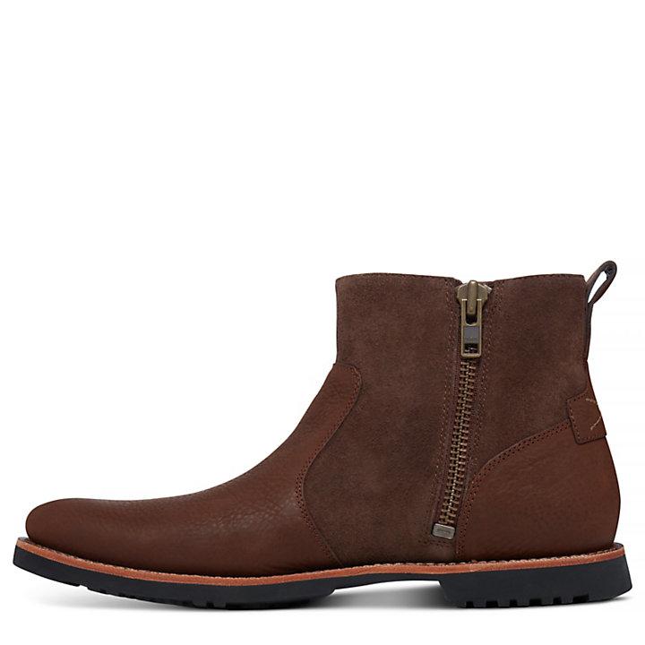 Kendrick Chelsea Boot for Men in Brown-