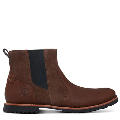 Kendrick+Chelsea+Boot+for+Men+in+Brown