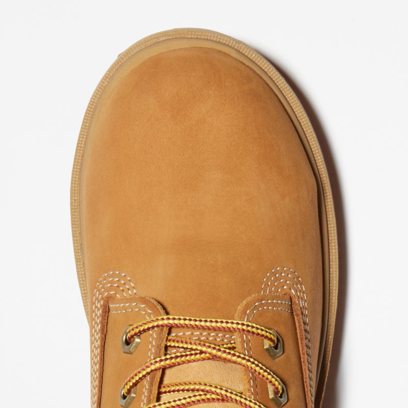 Timberland - pro 6-inch worker boot gelb - 2