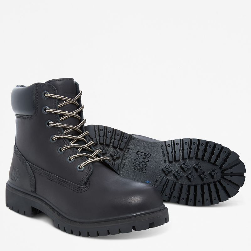 Timberland - pro 6-inch worker boot - 3
