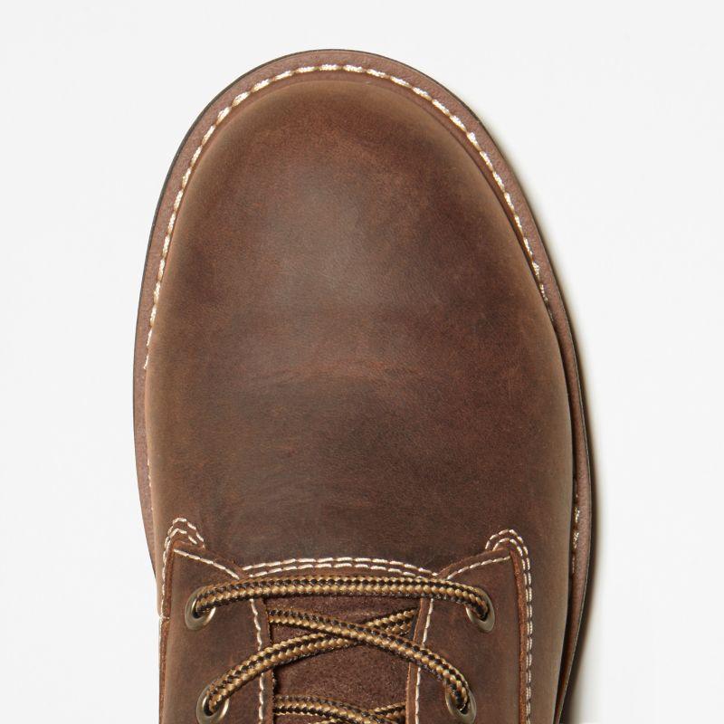 Timberland - 6-inch hightower worker boot braun - 2