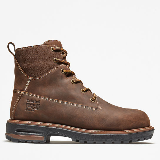 Women's 6-inch Hightower Worker Boot Brown | Timberland