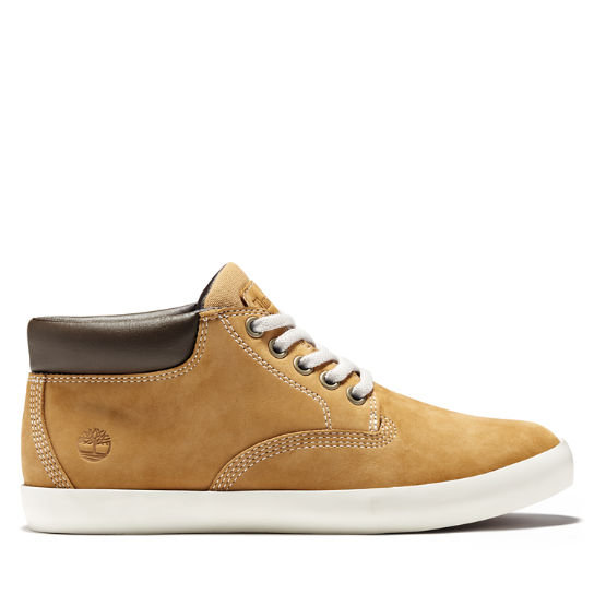 Dausette Low Chukka in geel | Timberland