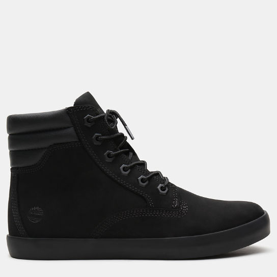 Dausette High Top Sneakers for Women in Black | Timberland