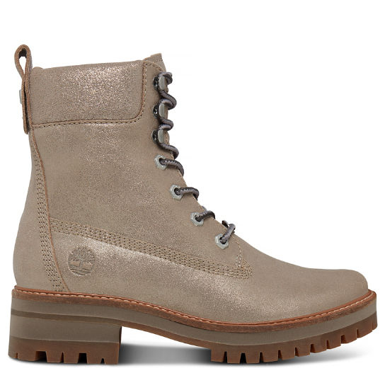 Courmayeur Valley Lace-Up Boot Oro Donna | Timberland