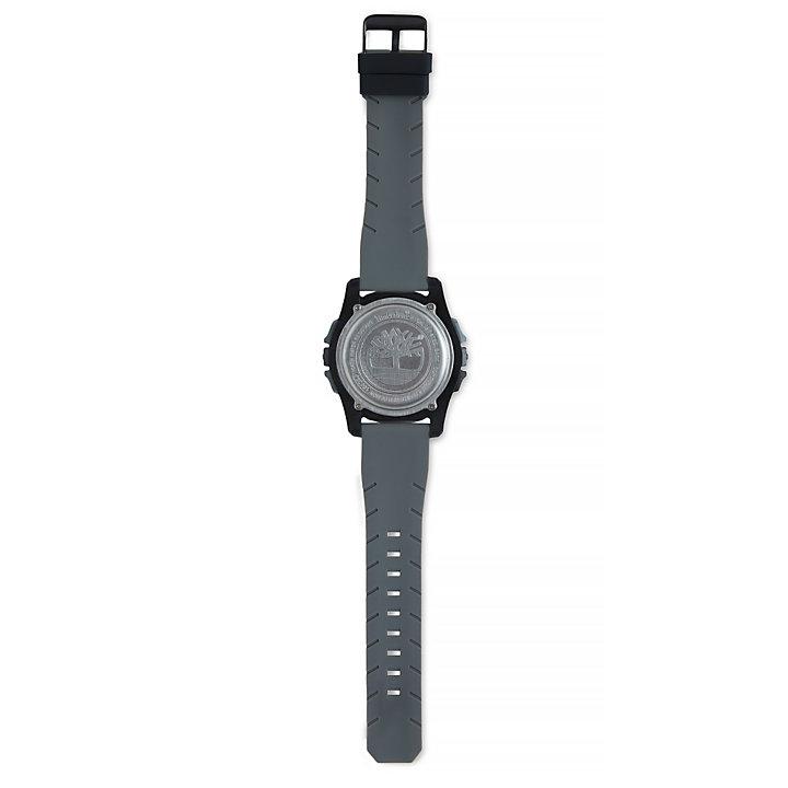 Montre Endicott pour homme en noir/gris-