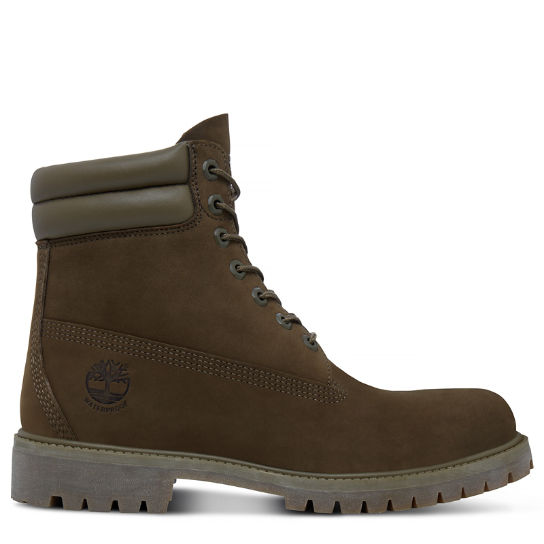 6-Inch Boot double col pour homme en marron | Timberland