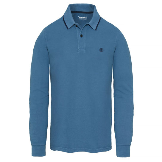 Men's Millers River Polo Shirt Navy | Timberland