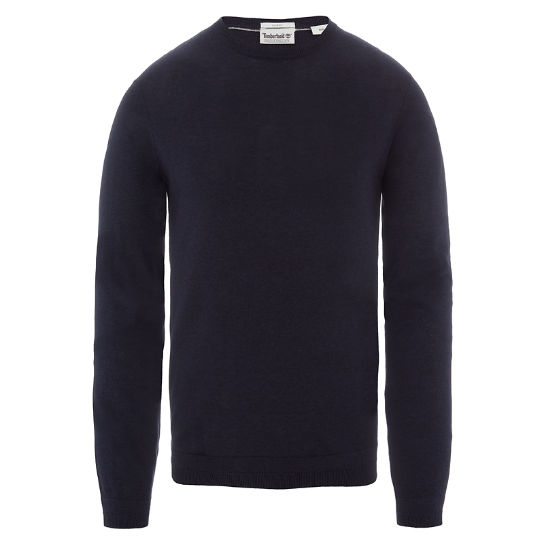 Herren Saxton's River Silk Blend Sweater | Timberland