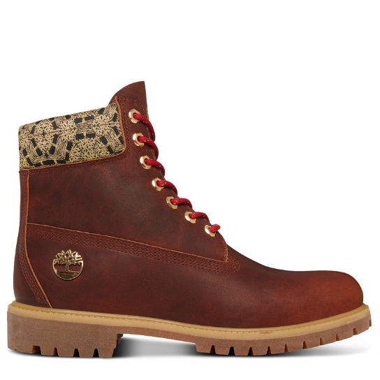 Chinese New Year 6-inch Boot Marrón Hombre | Timberland